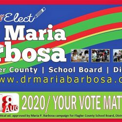 Re-Elect Maria Barbosa For Flagler…