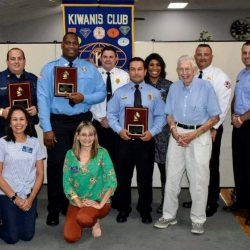 Kiwanis Honor Flagler Heroes