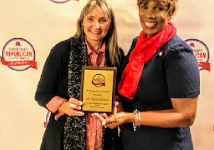 Dr. Maria Barbosa Award