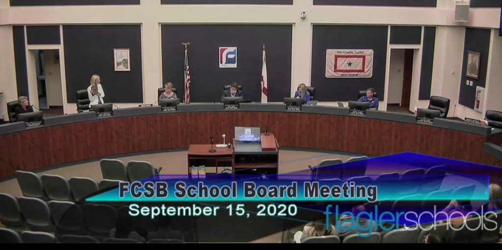 Florida School Boards Association (FSBA) is proud to recognize Dr. Maria Barbosa, Flagler County School Board member, as their newest Certified Board Member (CBM).